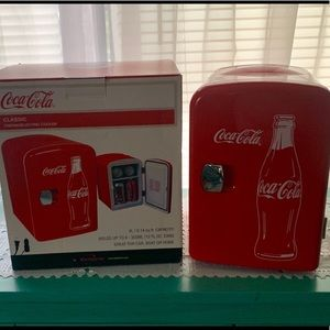 Coca- Cola Mini Fridge